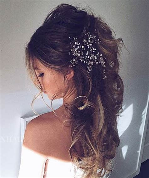 Wedding Hairstyles Half Updos Pictures by Half Updo Wedding Hairstyles Dose