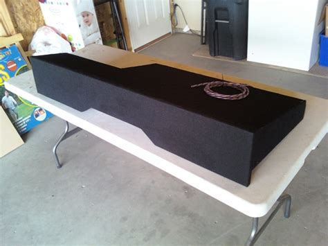 subs truck seat just finished my underseat sub box build ford f150