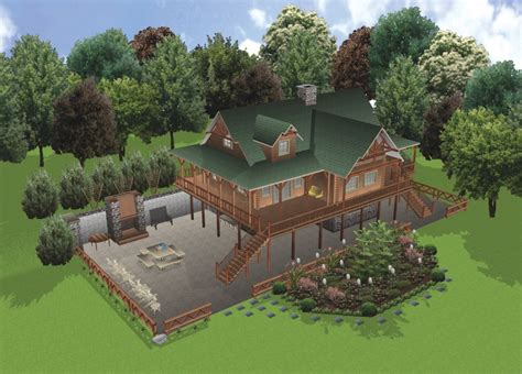 3d home architect design 8 free download 3d home and landscape design software reviews 2017