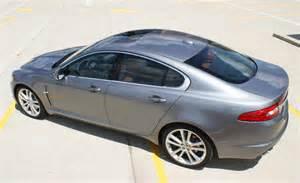 2010 Jaguar Xf Premium Review Car And Driver