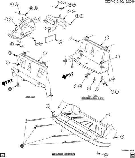 2001 saturn sl1 parts saturn sw1 engine diagram saturn get free image about