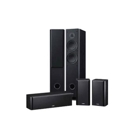 yamaha home theater 5pc speakers package reviews