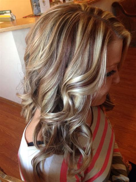 highlights lowlights on front of hair only love her hair color hair pinterest highlights hair