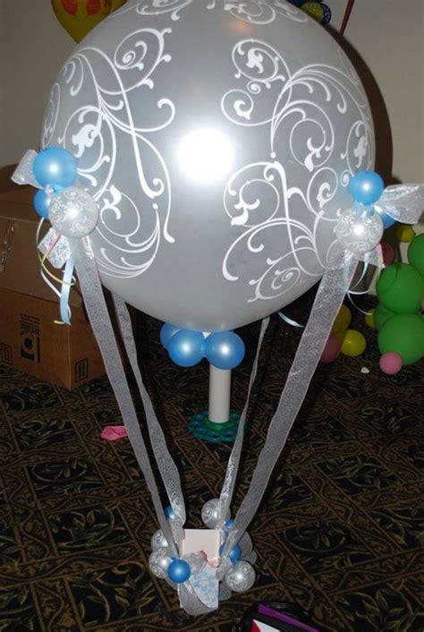 air balloon wedding decorations american balloon d 233 cor weddings wedding ideas