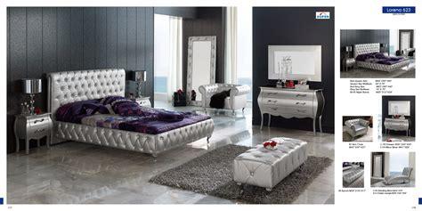 Bedroom Furniture Modern Bedrooms Lorena   Decobizz.com
