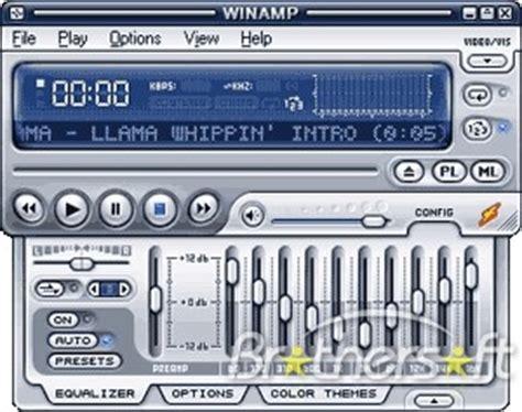 download free winamp media player, winamp media player 5