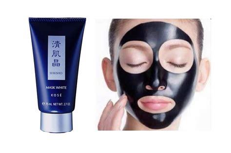 Notes On Seikisho Mask White by Kose Seikisho Mask White Jpg Siam