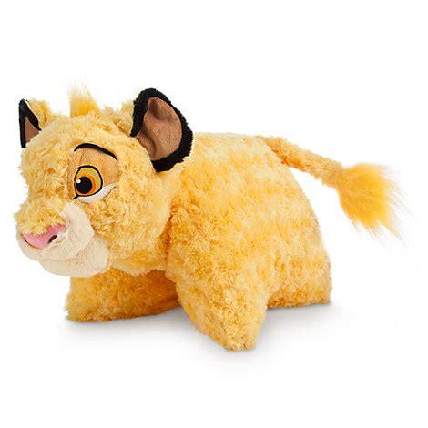 Disney Plush Pillow by Simba Plush Pillow Bedding Disney Store
