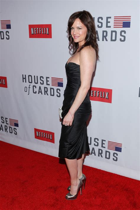House Of Cards Premiere by Carla Gugino Photos Photos Netflix S Quot House Of Cards