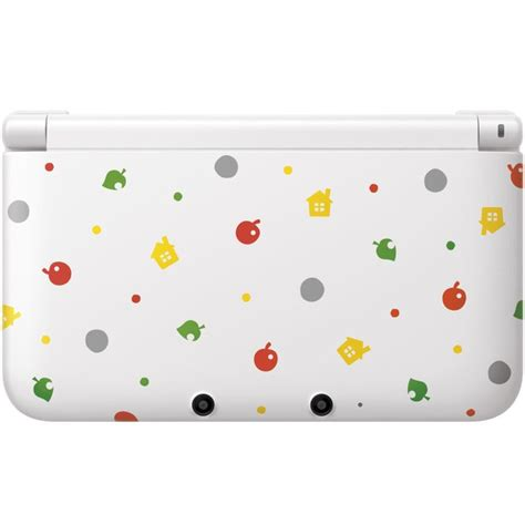 animal crossing 3ds console nintendo 3ds xl special edition includes animal crossing