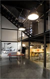 Modern Warehouse Design old warehouses make stunning office spaces interior design industrial