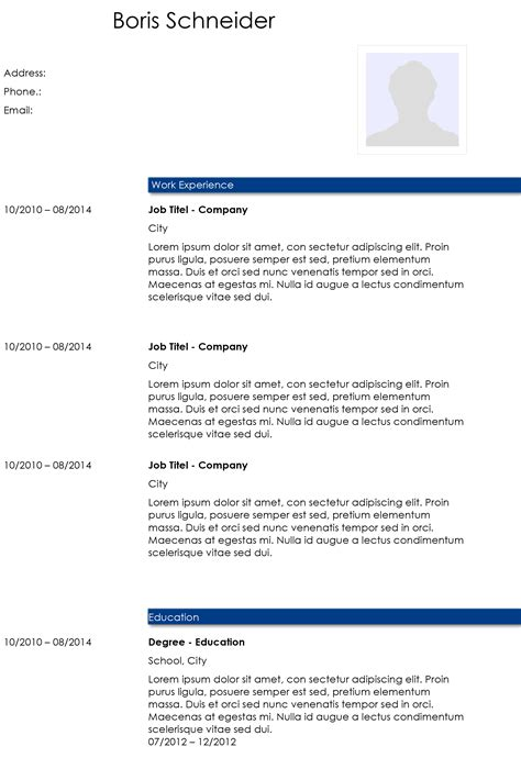 Academic Cv Template Download This Word Template For Free Academic Cv Template