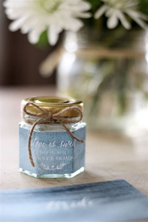 Wedding Favors Honey by Wedding Favours Wildwing Honey