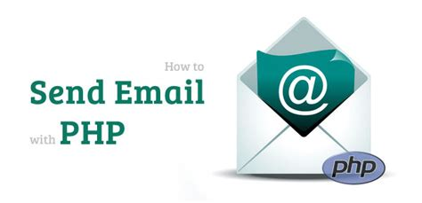 tutorial php send email send email with php otallu web tutorials