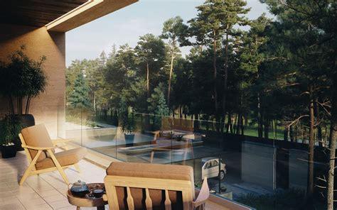 riverside modern house design kiev ukraine idesignarch