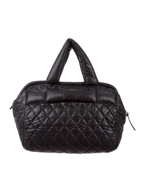 chanel coco cocoon bowler bag handbags cha