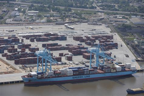 Trade Missions Are Composed Of A Of In Search Of Business Opportunities Trade Mission Showcases Alabama Seaport Expansions Made In Alabama