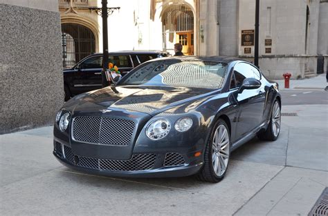 2013 bentley continental gt for sale 2013 bentley continental gt speed stock gc1923 for sale