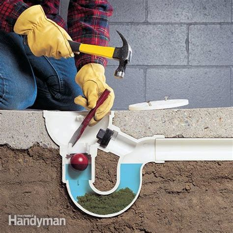 What Is The Best Way To Unclog A Bathtub Drain by How To Unclog A Drain The Family Handyman