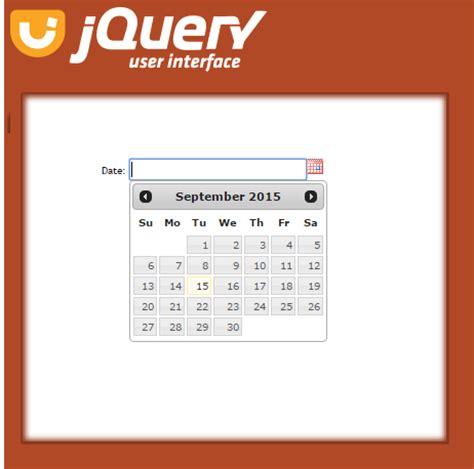 tutorial jquery datepicker learn web solutions in angularjs php jquery wordpress