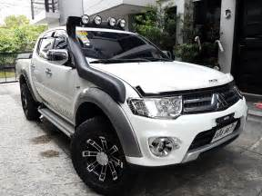 Mitsubishi 2014 Philippines Mitsubishi Strada 2014 Mileage Philippines Html Autos Post