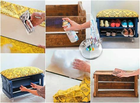 ideas para hacer un zapatero con materiales reciclados c 243 mo hacer un original zapatero tozapping com