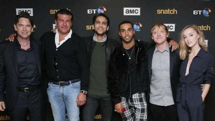Amc Live Hd Tv Live A Live With Rupert Grint And The Cast Of Snatch Bt