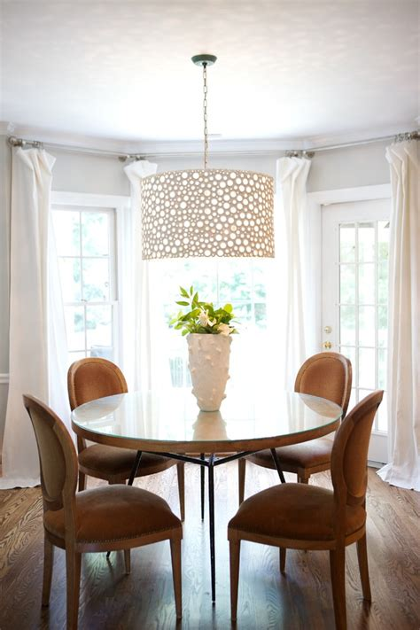 Dining Chandelier Ideas Delightful Drum Shade Chandelier Overstock Decorating Ideas Images In Dining Room Contemporary
