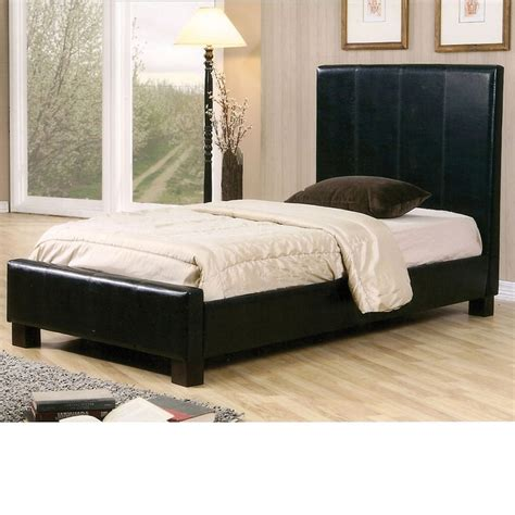 full size black bed dreamfurniture com black bycast full size bed
