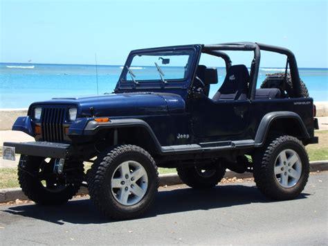 1994 Jeep Wrangler Jeepjuan 1994 Jeep Wranglerse Sport Utility 2d Specs
