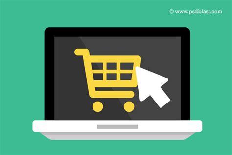 flat buy online icon psd psdblast