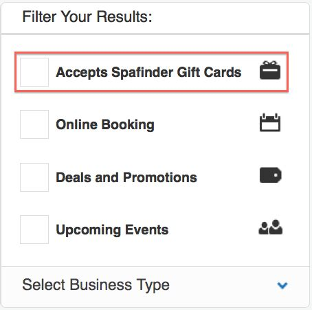Spafinder Gift Cards Locations - maximizing points miles and dollars at the spathe points guy
