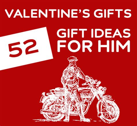 ideas for valentines day for him 52 unique s day gifts for him dodoburd