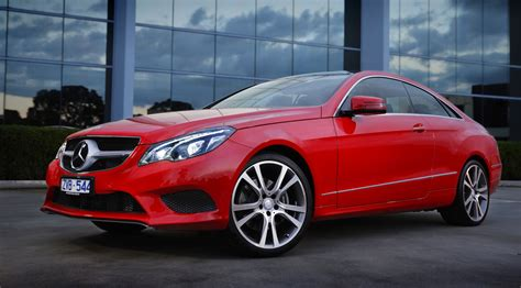 Mercedes Coupe Convertible by Mercedes E Class Coupe And Convertible Review Caradvice