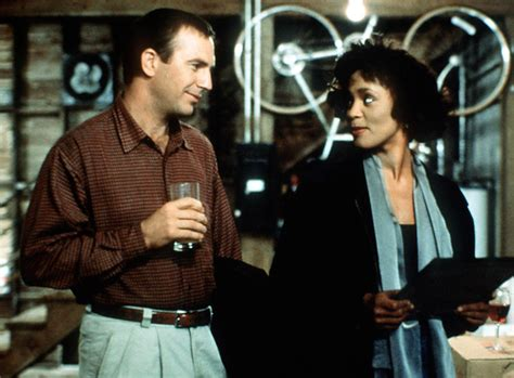 biography of movie bodyguard kevin costner on whitney houston death i should have