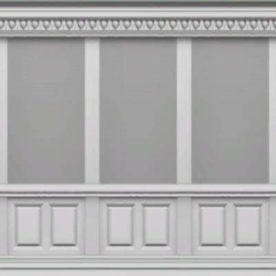 grey and white paneling by numanuma the exchange