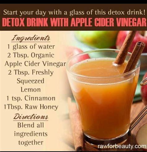 Orange Juice Apple Cider Vinegar And Honey Detox by Apple Cider Detox Retreat