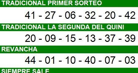 resultados del quini 6 del domingo 10 de febrero de 2013 quini 6 resultados del quini 6 14 04 2013