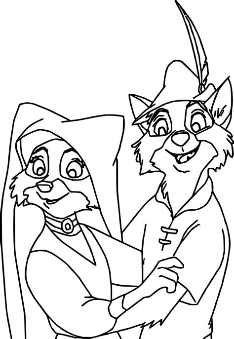 Disney Robin Hood Coloring Pages Wecoloringpage Disney Robin Coloring Pages