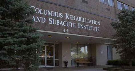 Columbus Detox Center In Grove Port Oh by Columbus Rehab And Subacute Institute In Columbus Ohio