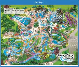 adventure island florida vacation plans