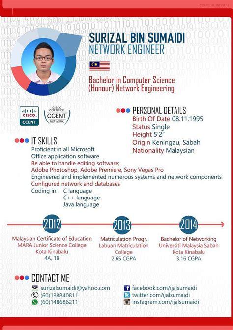 Cara Mengikat Lot Lamaran Yg Benar by Contoh Resume Kerja Yang Terbaik Best Resumes Curiculum