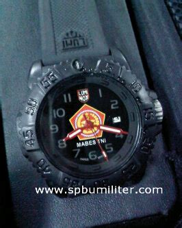 Jam Tangan Militer Luminox jam tangan luminox mabes tni spbu militer