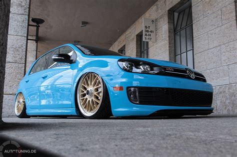 Golf Auto Tuning by Bagged Beauty Vw Golf Vi Gti Autotuning De