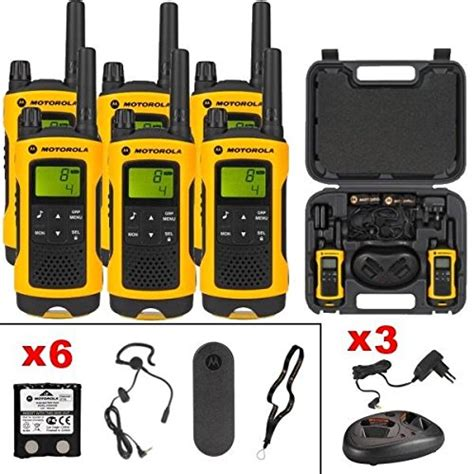 Motorola Walkie Talkie Tlkr T80 motorola tlkr t80 walkie talkie 6 pack buy