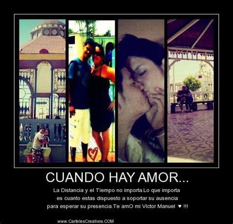 imagenes de amor cuando hay distancia cuando hay amor la distancia y el tiempo no importa lo
