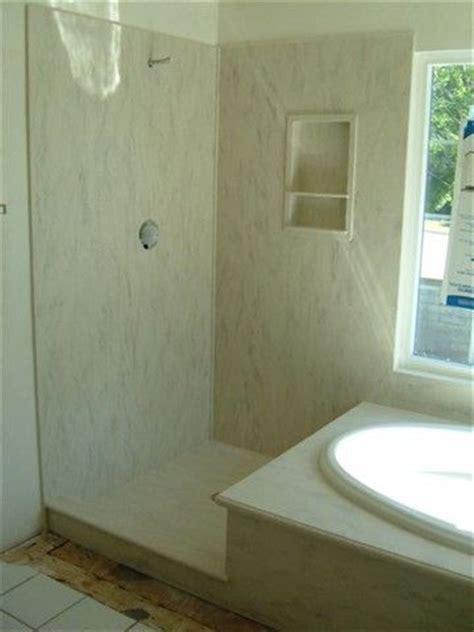 Corian Bathtub Surrounds by 20 Best Ideas About Shower Surround On Tub