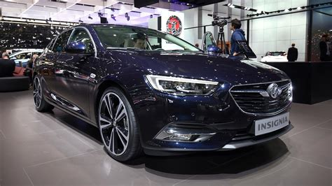 opel insignia grand sport new vauxhall insignia grand sport revealed at geneva show