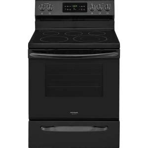 frigidaire gallery 30 in. 5.4 cu. ft. single oven electric