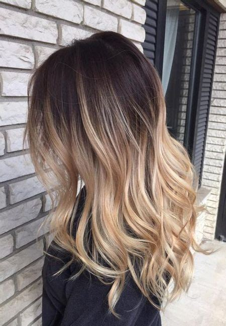 how long do ombra last 118 best hair images on pinterest blondes hair color